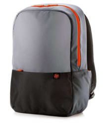 HP Grey Polyester Laptop Bags- 15.6 Inch