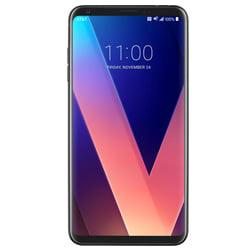 LG V30+ (Black, 128 GB, 4 GB RAM)