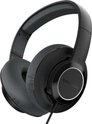 SteelSeries Siberia P100 Wired Headset with Mic (Black, Over the Ear)
