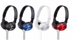 Sony MDR-ZX310AP On the ear Headphone headset Headphones with MIC ZX310