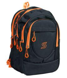 Sara bags Black Backpack