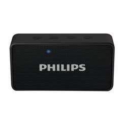Philips BT64 Bluetooth Speaker (Black)
