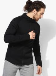 Evostripe Move Fz Hoody Black Sweat Jacket