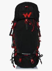 Adri 45L Black Rucksack