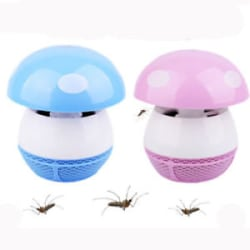 220V Electronics Mushroom Shaped Mosquito Killer Lamp with 6 LED Light