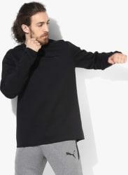 Pace Primary Crew Black Sweatshirts