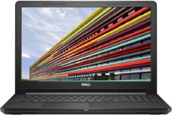 Dell Vostro 3000 Core i5 7th Gen - (8 GB/1 TB HDD/Ubuntu/2 GB Graphics) 3568 Laptop (15.6 inch, Black)