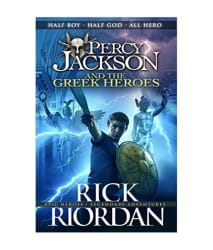 Percy Jackson and the Greek Heroes Paperback (English)