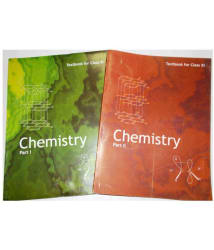 NCERT SET OF BOOK FOR CHEMISTRY (PART 1&2) FOR CLASS 11