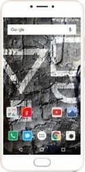 YU Yunicorn 4G LTE RAM 4GB * Camera 13 MP 4000 mAh Mobile Phone * Gold Rush