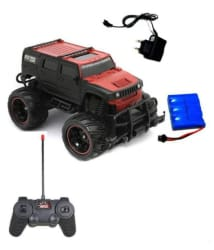 latest Red And Black 1:20 Mad Racing Monster Car (Red and Black)