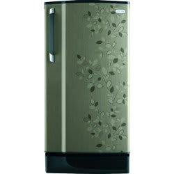 Godrej RD EDGESX 221 CT 3.2 221 Litre Direct Cool Refrigerator (Carbon Leaf)