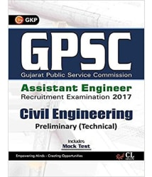 GPSC Gujarat Public Service Commission Assistant Engineer Civil Engineering 2017