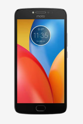 Motorola Moto E4 Plus 32 GB (Iron Grey) 3GB RAM, Dual SIM 4G
