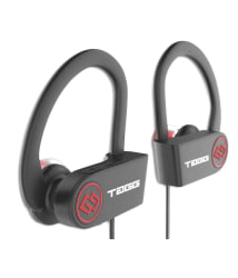 TAGG inferno (black) Bluetooth Headset - Black +Carry Case