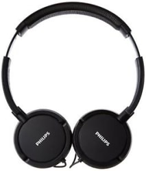 Philips SHL5000/00 Headphone with Deep Bass -refurbished FREE MI2 earphone@400