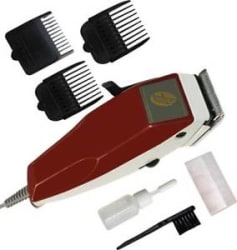 FYC Electric Hair Clipper Trimmer Heavy Duty Hair Cutter- 3 Clipper Attachments