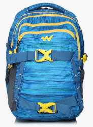 Zephyr Blue Backpack