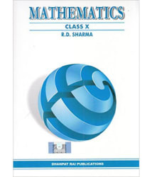 Mathematics for Class 10 Paperback – 2017