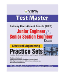 RRB Junior – Senior Section Engineer Exam Electrical Engineering Practice Sets (Downloadable PDF) Downloadable Content