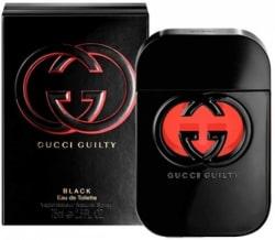 GUCCI Guilty Black Eau de Toilette - 75 ml(For Women)