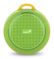 Genius SP-906BT Bluetooth Speakers with Mic (Green)