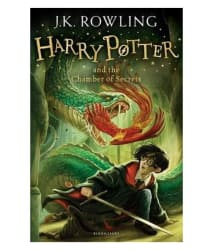 Harry Potter And The Chamber Of Secrets - New Jacket Paperback (English) 1998