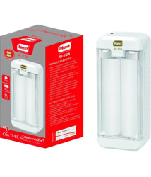 Inext 10W Emergency Rechargeable Light IN-12-A White 800 MAH Battery- Pack of 1