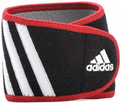 ADIDAS Wrist Support Wrap Wrist Support (Free Size, Black, Red)