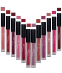 Huda Beauty Matte Liquid Lipstick Set Of 12