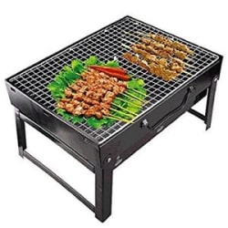 Jadebin Portable Charcoal Barbecue BBQ Grill Tandoor For Outdoor Camping Picnic
