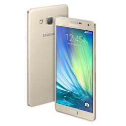 Samsung Galaxy A5 Duos 2014 16GB Gold - Refurbished Acceptable