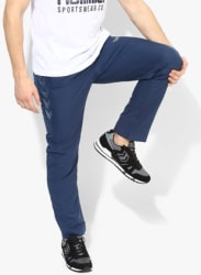 Ferial Navy Blue Track Pants