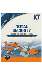 K7 Total Security 1 PC 1 Year 2016 (Slim Pack)