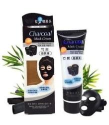 100% Original Bamboo Charcoal Face Mask Peel-Off | anti-Acne Blackhead Remover