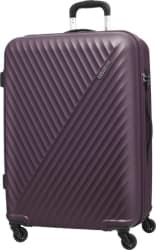 American Tourister Skyrock Check-in Luggage - 30 inch (Purple)