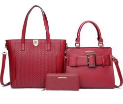 Diana Korr Hand-held Bag (Maroon)