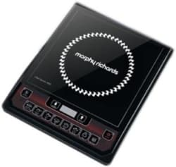 Morphy Richards Chef Xpress 400i Induction Cooktop (Black, Push Button)