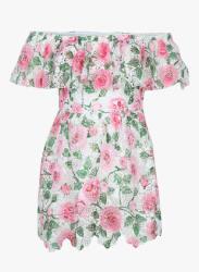 Multicoloured Casual Dress