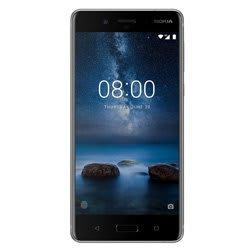 Nokia 8 Dual SIM (Steel, 64GB) Mobile Phone