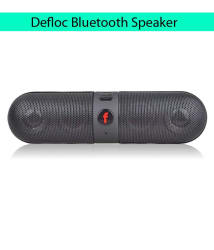 Defloc Pill Bluetooth Speaker (multicolour)