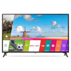 LG 49LJ617T 124cm (49inch) Full HD LED Smart TV (2017 Edition)