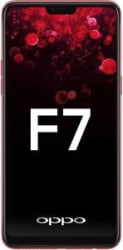 Oppo F7 | 4GB | 64GB | Dual Sim | VoLTE | Red - Certified Refurbished