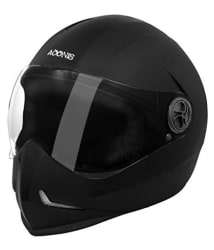 Steelbird SB-50 Zap - Full Face Helmet Black L