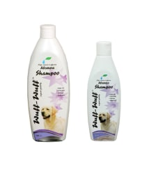 Wuff-Wuff dog/pet Aloevera Shampoo (200+500ml) Combo