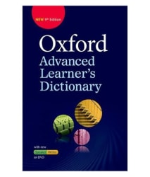 Oxford Advance Learners Dictionary (With Dvd) Hardcover (English) 9th Edition