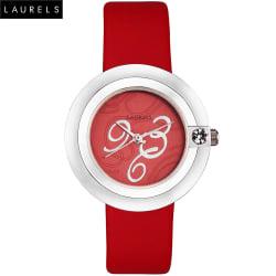 Laurels Premium Women Watch LL-Pr-Red, red, red
