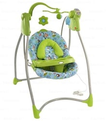 Graco 1783133 Swing, Multicolor