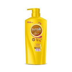 Sunsilk Nourishing Soft & Smooth Shampoo 650ml