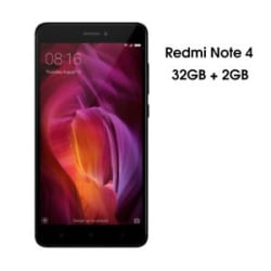 Refurbished| Redmi Note 4 | Dual Sim | 32GB | 2GB Ram | Good Condition |